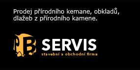 PB-Servis - prodej přírodního kámene, břidlice.